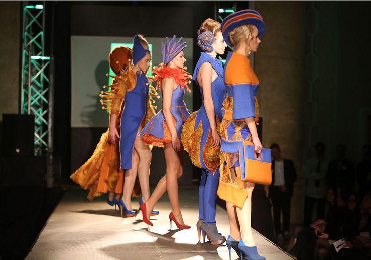 Morphogenesis, transformation, shibory, 3D fashion. t.tupel 2014