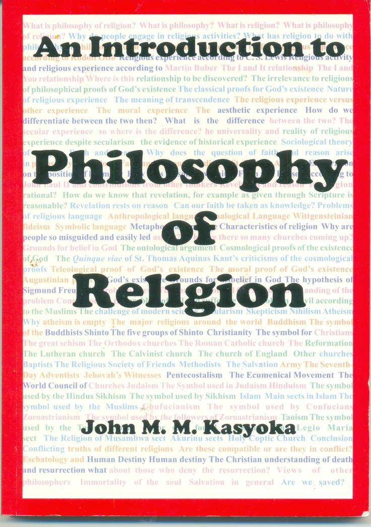 "an analysis of philosophy in religion As a basic philosophical study, utilizing philosophical analysis and  and  psychological insights that underlie the ""system"" of laestadius' religious and."