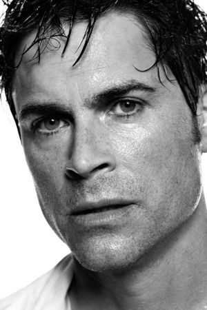 Rob Lowe. Would be the perfect Christian Grey if he was about 25 years younger. Still smokin hot though!