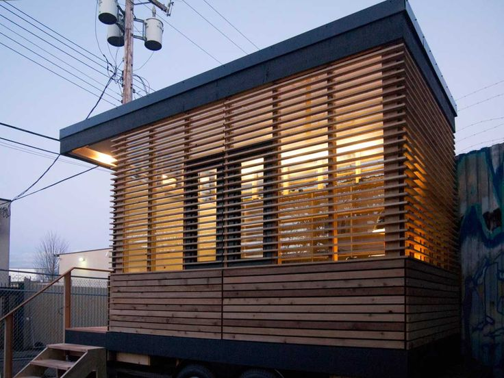 Guest House, Home Office, Studio?  from Camera Buildings: small spaces, tiny houses