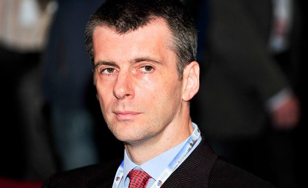 Nets owner Mikhail Prokhorov is cutting side deals