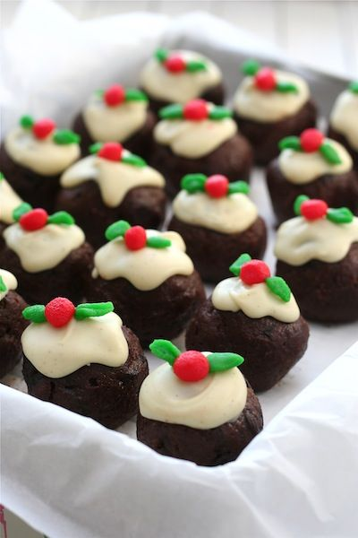 Christmas Pudding Truffles I Love A Recipe By Gordon So