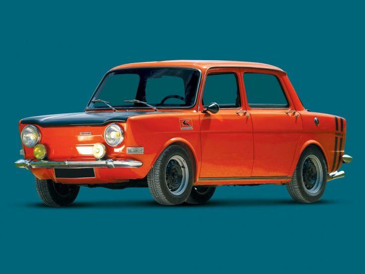 Simca 1000 Rallye 1970