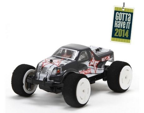 Micro RC Car by ECX the BeatBox - $34.99