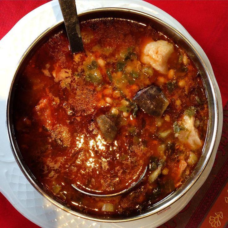 Y como no, cocido montañés #orgasmático #CasaGerardo Soy Tauro y me gusta comer rico.