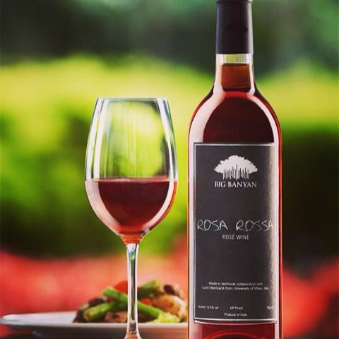 Here's our suggestion for #tuesdayboozeday. A Big Banyan Rosa Rossa. It is a sublimely smooth #rosewine