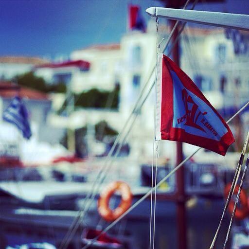 Spetses flag / 28 October