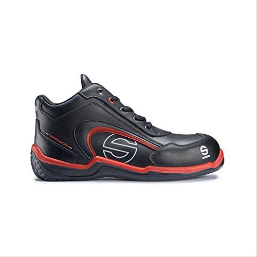 SPORT HIGH S3 Safety Shoes 38 Black - http://on-line-kaufen.de/sparco-teamwork/38-eu-sport-high-s3-safety-shoes