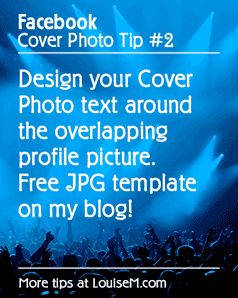 Facebook Timeline Cover Photo: Size, Template, Ideas