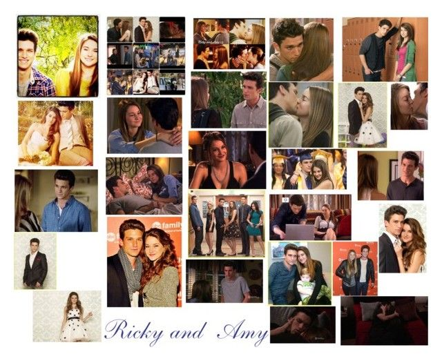 """""""Ricky and Amy <3 The Secret Life of the American teenager"""