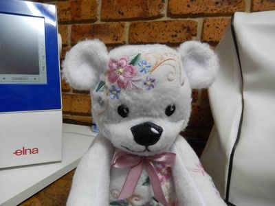 E1:ITH Teddy - from  Louisa Meyers.