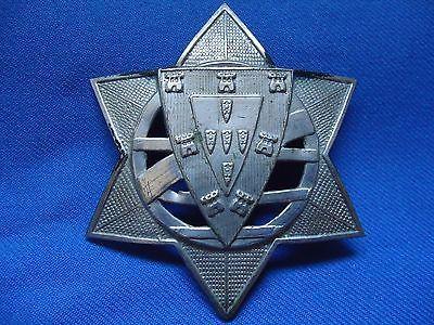 Crachá da Polícia de Segurança Pública Antigo