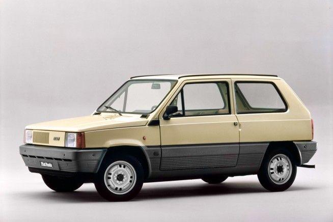 1980 FIAT #Panda