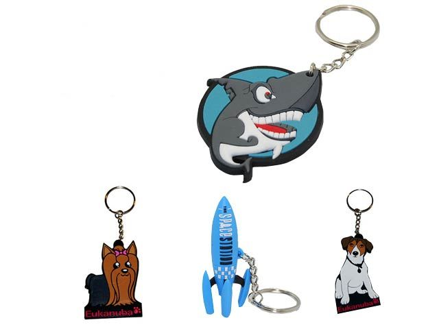 Pvc Keyring at Miscellaneous | Ignition Marketing Corporate Gifts