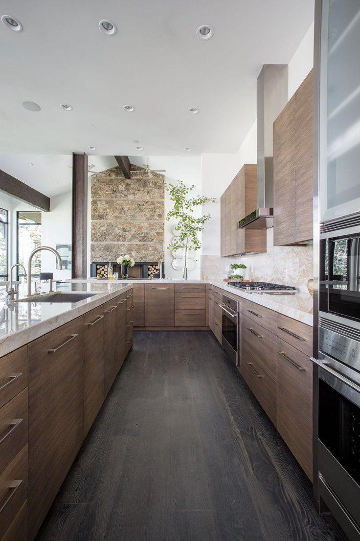Idée déco cuisine moderne pour trouver le design qui nous
