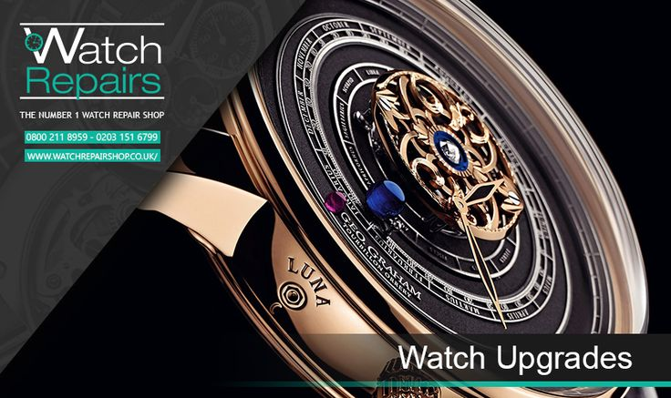Watch Upgrades  Many people come into our shop asking if they can buy a watch exactly like the one they have seen a famous film star, rapp...