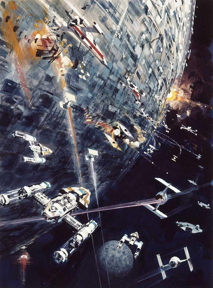 Star Wars - Artist of the Week - John Berkey