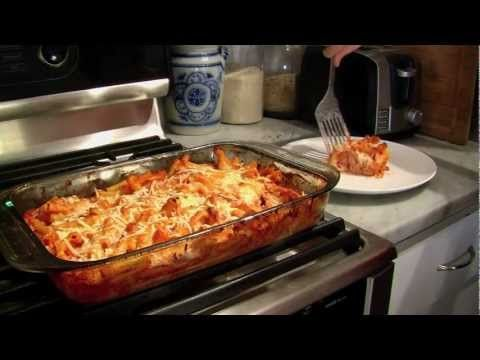 How to Make Easy Baked Ziti Video - About.com
