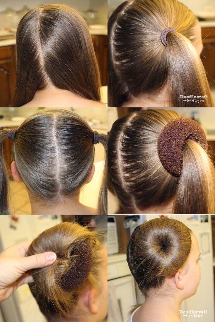 Star Wars Princess Leia Buns Cosplay Star Wars Hair Princess