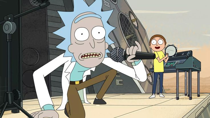 There's never a bad time for Rick and Morty. This mashup shows that it mashes up well with just about everything, including Kendrick Lamar's song Swimming Pools (Drank).