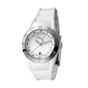 #Puma Injection White Watch Pu910661006  women watch #2dayslook #new #watch #nice  www.2dayslook.com