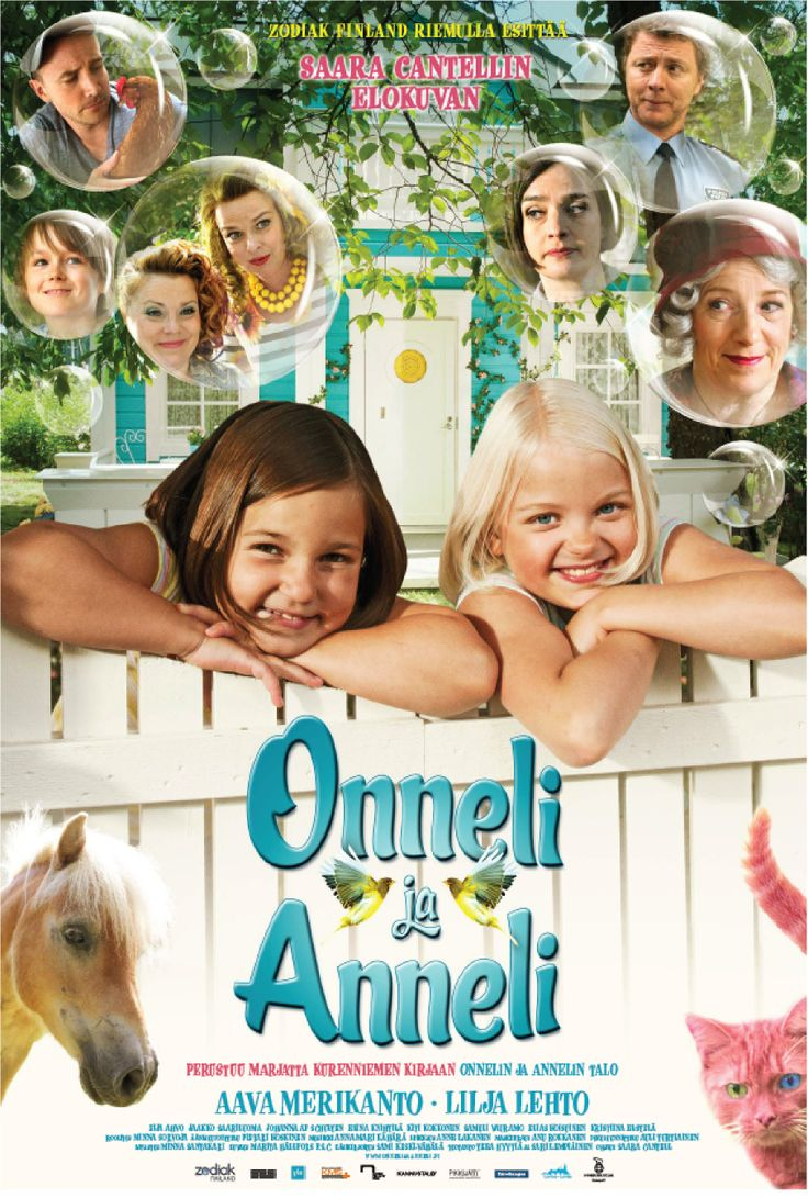 January 17th, 2014: Onneli ja Anneli by Saara Cantell.