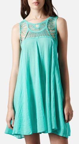Topshop #mint lace bodice sundress http://rstyle.me/n/kjrwrr9te