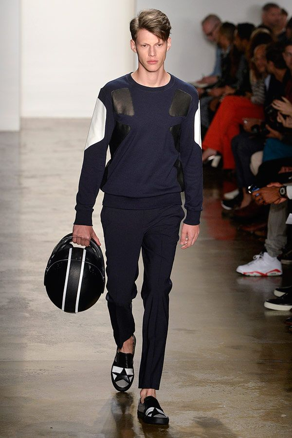 Tim Coppens coleccion primavera verano 2014 New York Fashion Week