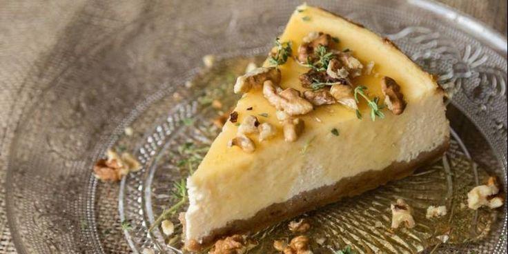 Ελληνικό cheesecake με γιαούρτι!!!! - papatrexas.gr
