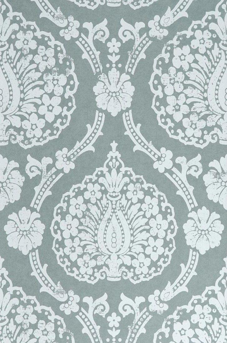 Fidelia papel pintado barroco patrones de papel - Papeles pintados de los 70 ...