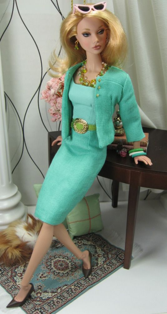 50 Best Images About Barbie Clothes On Pinterest Crochet Barbie Clothes Free Pattern And