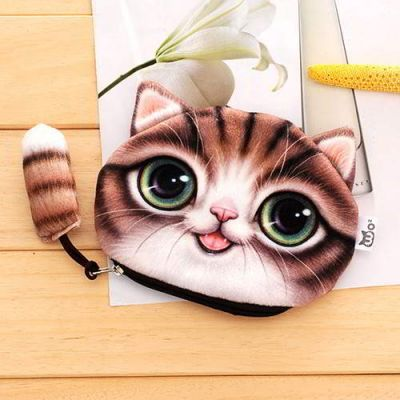 Kitten Cartoon Cat Pattern Decorated 3D Design Coffee. Cute and elegance REPIN if you agree.😊 Only 76.5 IDR