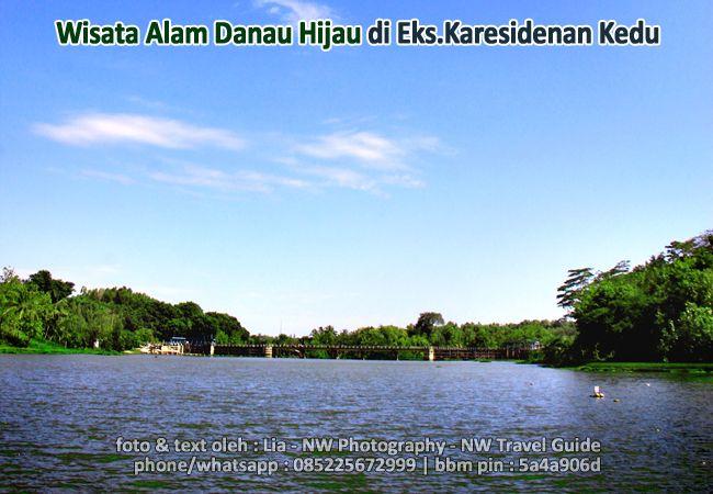 Nurmalia Windy: Obyek Wisata Alam DANAU HIJAU di Wilayah Eks Kares...