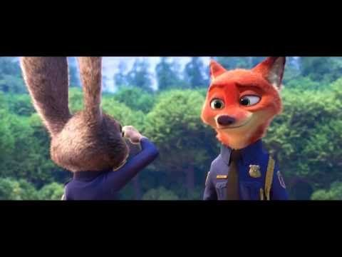 Zootopia clip for central message