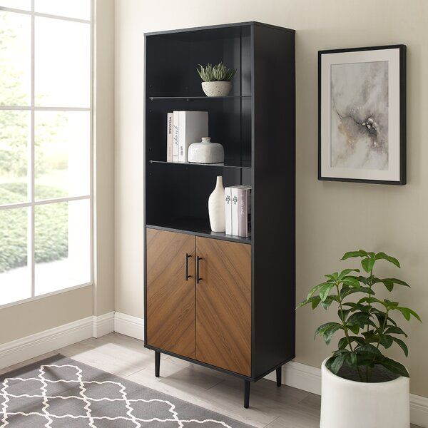 Givens China Cabinet Living Room Cabinets Tall Cabinet Storage Stylish Cabinet