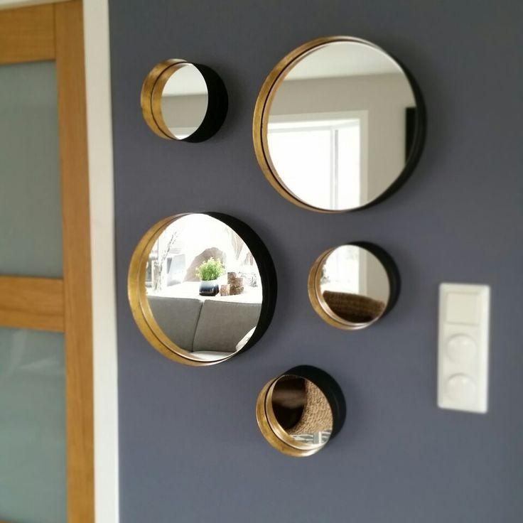 My new mirrorwall