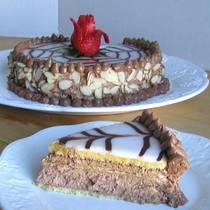 Esterhazy Torte (hungarian)
