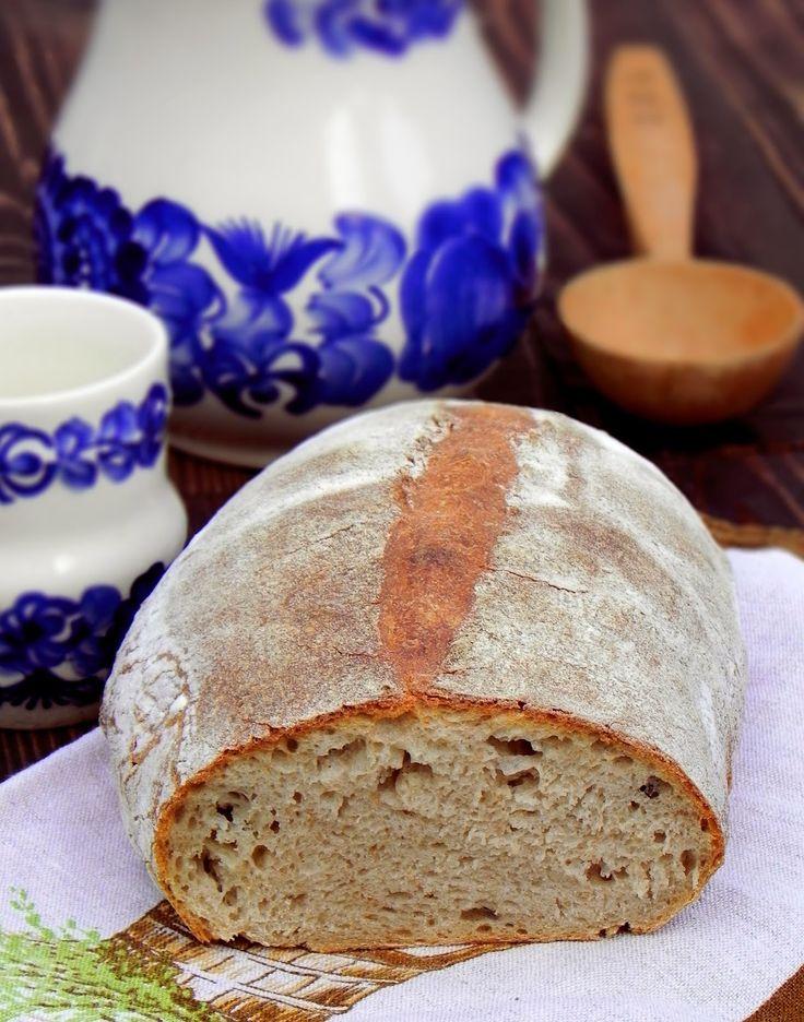 Fabryka Kulinarnych Inspiracji: Chleb Młynarza