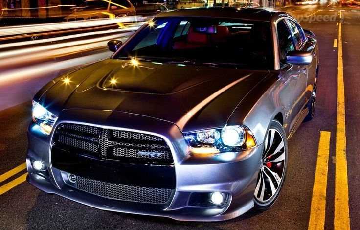 2014 Dodge Charger SRT ... I need a body kit for my car now