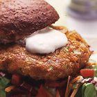 Een heerlijk recept: Kaas-groenteburger