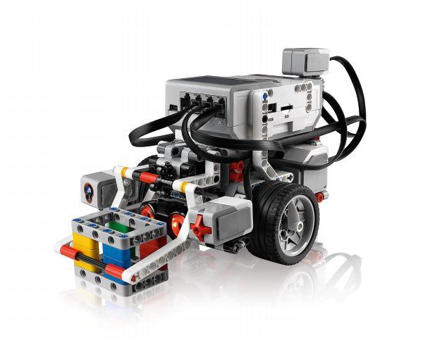 Aprende robótica de una forma amena co LEGO education en EDUKATIVE.