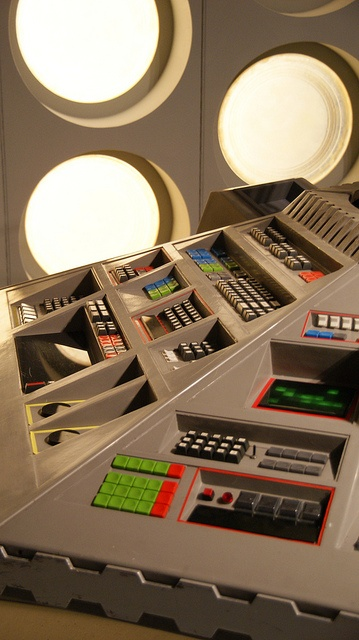 Buttons. So many buttons.. by Ed Smyth, via Flickr