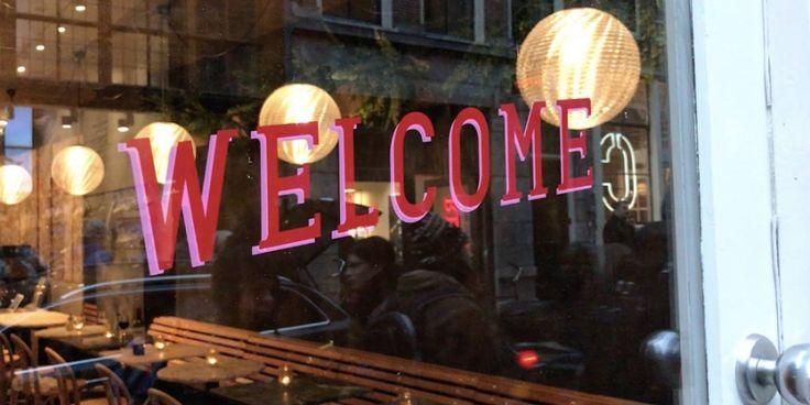 Italiaans restaurant: 18x de allerbeste van Amsterdam | Café Libertine | ELLE Eten