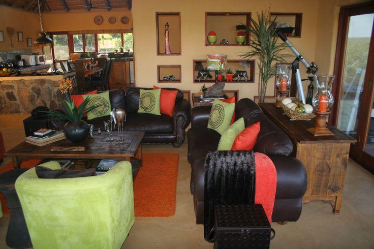 Colourfull lounge