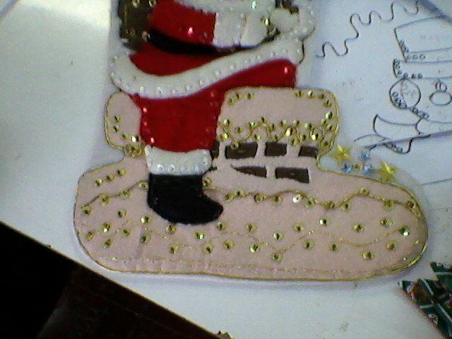 Bota navidad