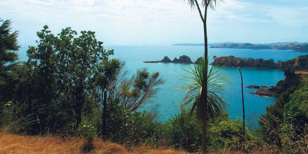 Waiheke Island: Wind down on Waiheke  The roads dip in and out of bays, with glimpses of sea and islands.