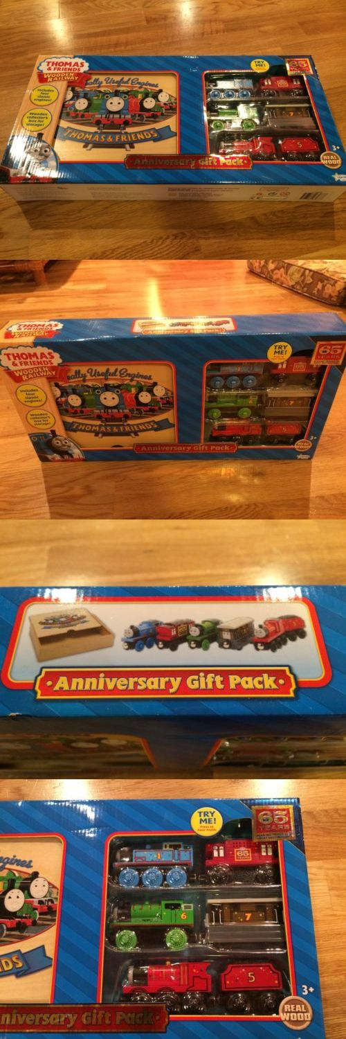 Other Thomas Games and Toys 22721: Nip - Thomas And Friends 65Th Anniversary Gift Pack -> BUY IT NOW ONLY: $69 on eBay!