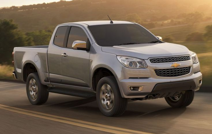 2014 Chevy Colorado Specs and Price