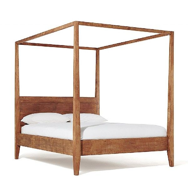 Sumatra Four Poster Bed Super King Size Four Poster Bed Fitted