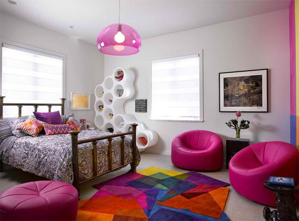 282 Best Chambres Images On Pinterest | Child Room, Girl Bedrooms